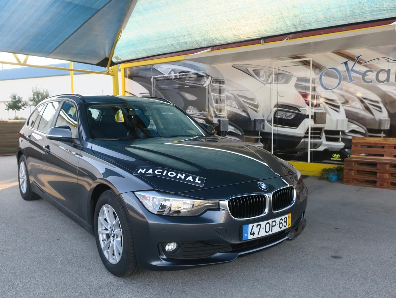 BMW 320 d Touring GPS 184cv