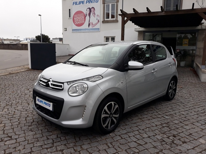 Citroën C1 1.0 VTI Feel 5 Portas