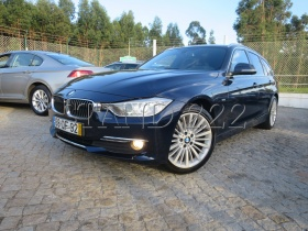 BMW 318 d Touring Auto Line Luxury