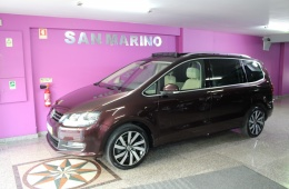 Vw Sharan 2.0 TDi HighLine DSG 184cv