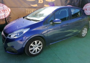 Peugeot 208 1,6 BlueHDI