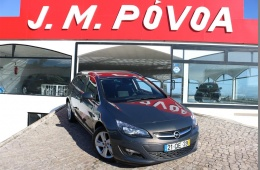 Opel Astra Sports Tourer 1.6 CDTI Executive S/S 110cv
