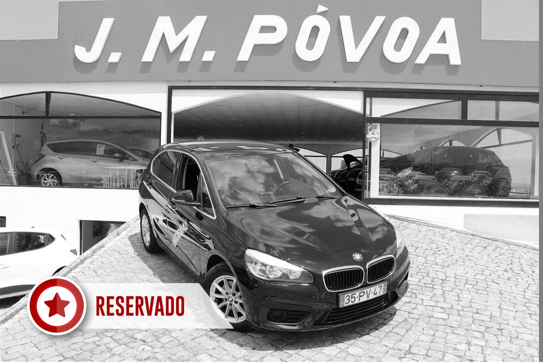 BMW 216 Active Tourer 1.5 d