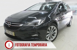 Opel Astra Sports Tourer 1.6 CDTI Dynamic S/S 110cv