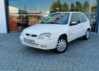 Citroën Saxo Enterprise c/AC