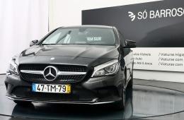 Mercedes-benz Cla 200 D Shooting Break Urban