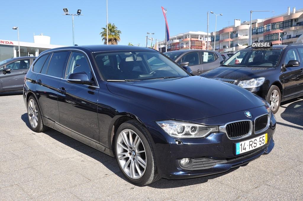 BMW 320 TOURING dIESEL
