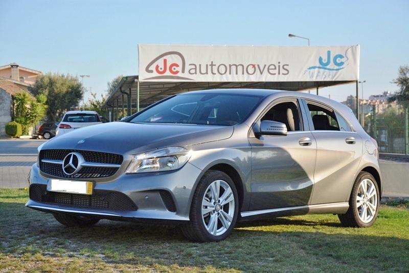 Mercedes-Benz A 180 d Urban