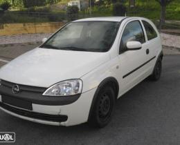 Opel 1.7 di van