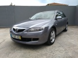 Mazda 6 Sw (stationwagon) MRZ 2.0 6 vel. 120cv 5 lugares Confort Plus Extra 5 portas