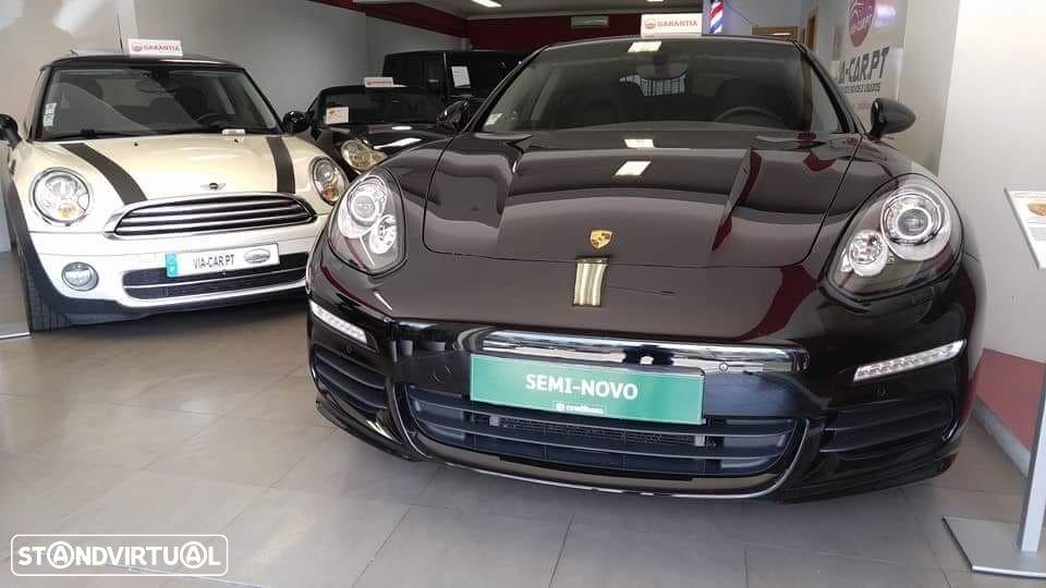 Porsche Panamera S E-Hybrid Sport