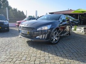 Peugeot 508 RXH 2.0HDi Hybrid4 2-Tronic