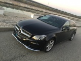 Mercedes-Benz CLS 250 d Shooting Brake