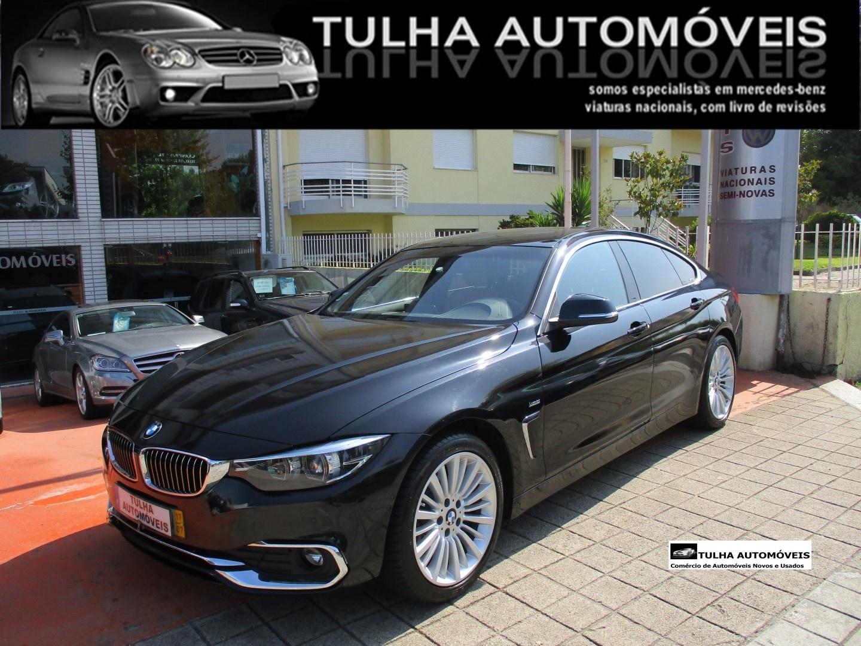 BMW Série 4 Gran Coupé 420d