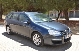 Vw Golf Variant 1.9Tdi Cx DSG