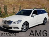 Mercedes-Benz Classe E 250 CDI KIT AMG