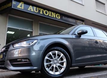 Audi A3 Sportback 1.6 TDI 110CV BUSINESS C/ PELE