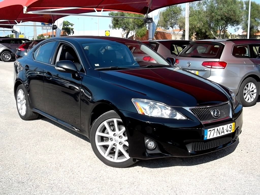 Lexus IS 200 D Luxury (150 cv)