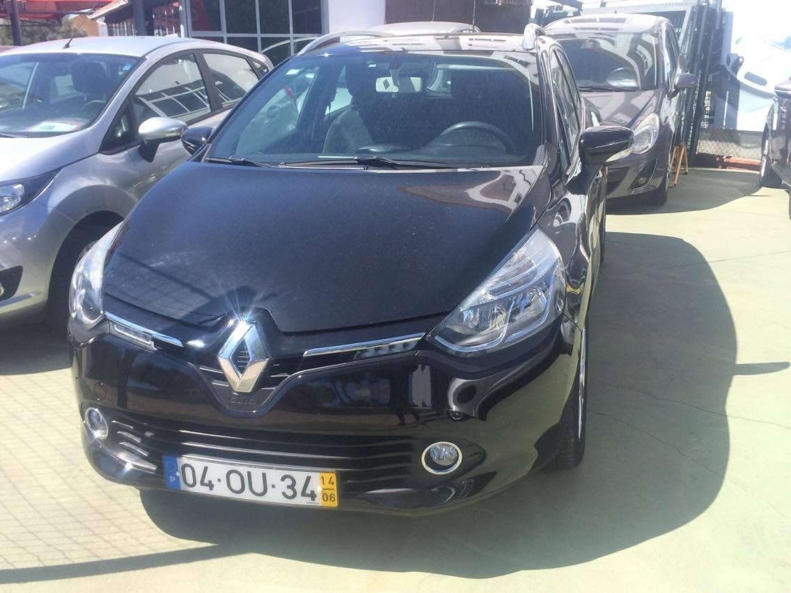 Renault Clio Sport Tourer 0.9 Tce Confort