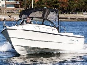 Arima Marine Ses Chaser 19