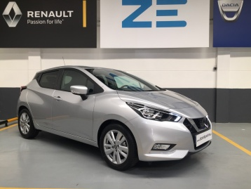 Nissan Micra 1.1 IG-T 100 N-Connecta
