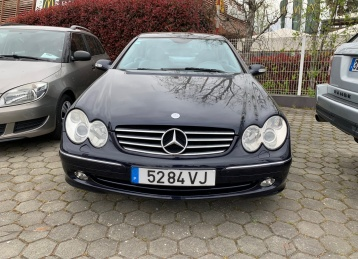 Mercedes-Benz Classe CLK 200