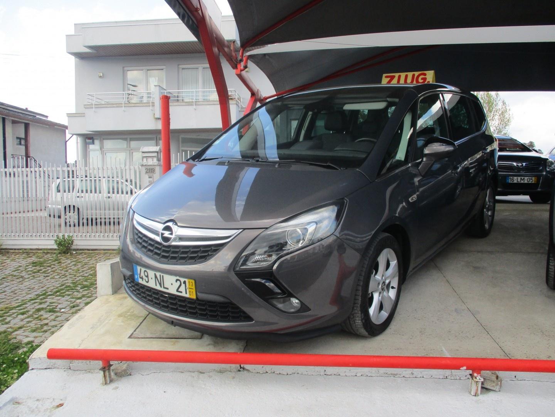 Opel Zafira 2.0 Cdti SportTourer Cosmo