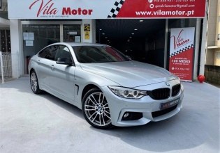 BMW 420 Grand Coupé xDrive Pack M Auto