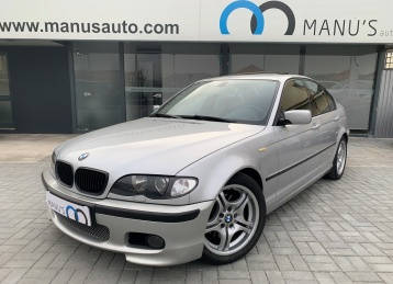 BMW 320 d Pack-M