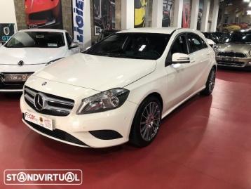 Mercedes-Benz A 180 CDI B.E. URBAN GARANTIA ATÉ 5 ANOS