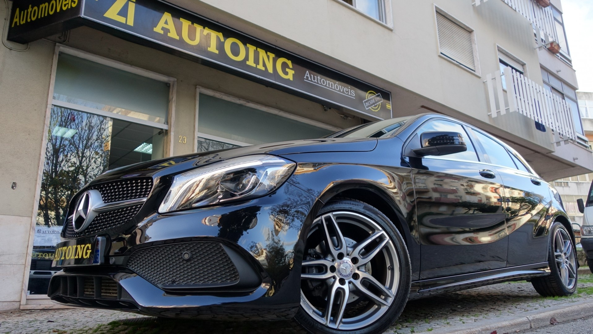 Mercedes-Benz A 180 CDI PACK AMG