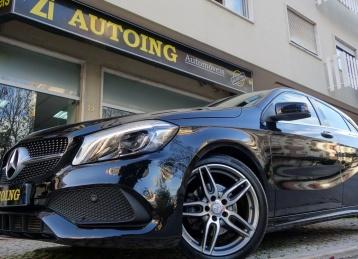 Mercedes-Benz A 180 CDI PACK AMG