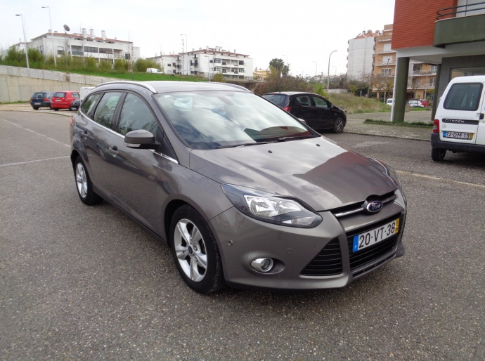 Ford Focus SW 1.6 TDCI GPS