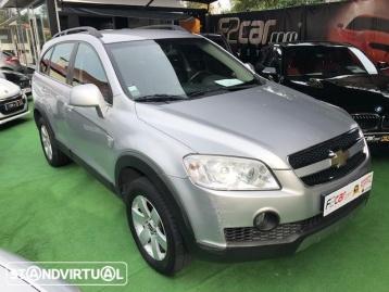 Chevrolet Captiva 2.0 VDCI 4X2 SEVEN 7L