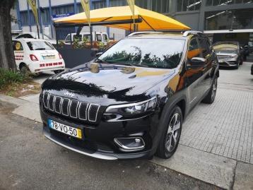 Jeep Cherokee Limited 2.2 AT9 195cv
