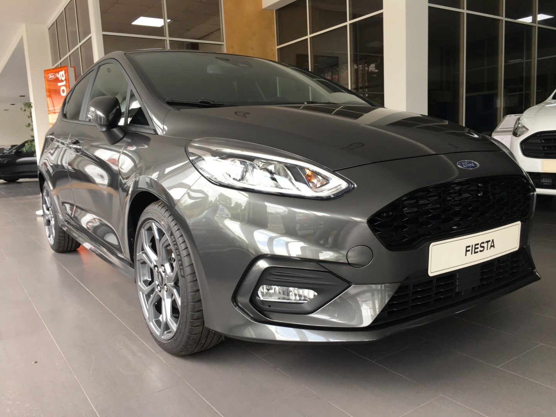 Ford Fiesta EcoBoost 100CV ST Line