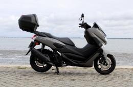Yamaha Nmax 125 ABS Mate Grey