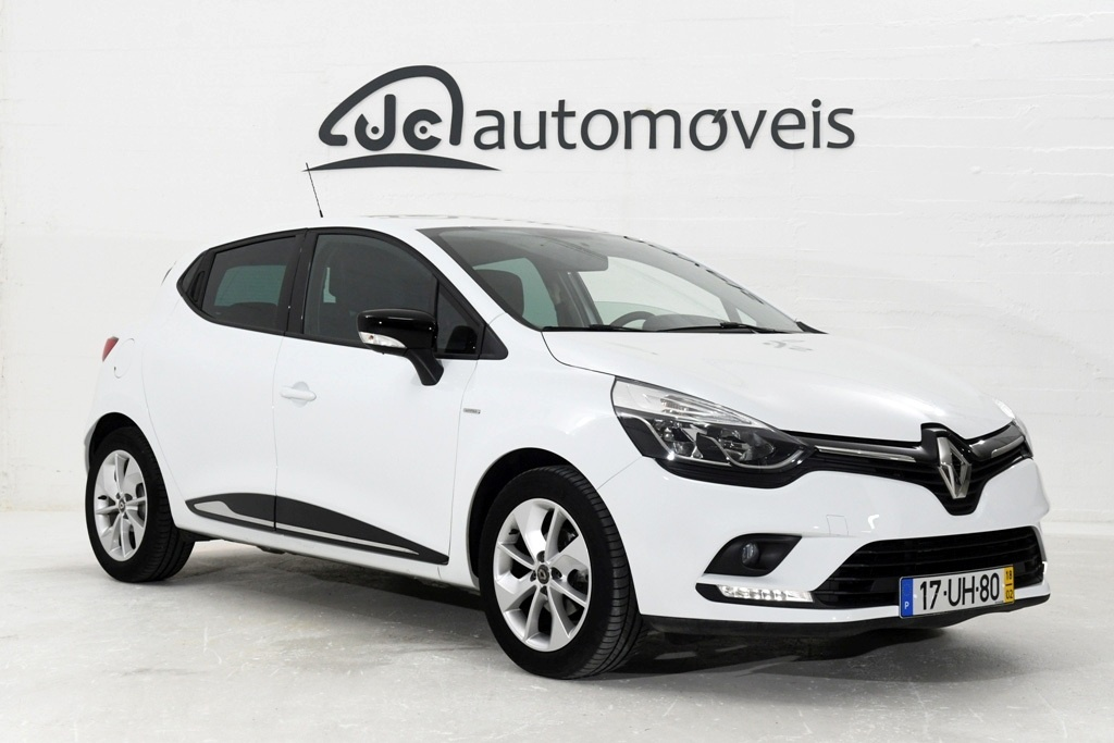 Renault Clio IV  0.9 TCe Limited