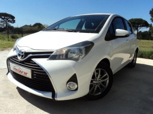 Toyota Yaris, 2015