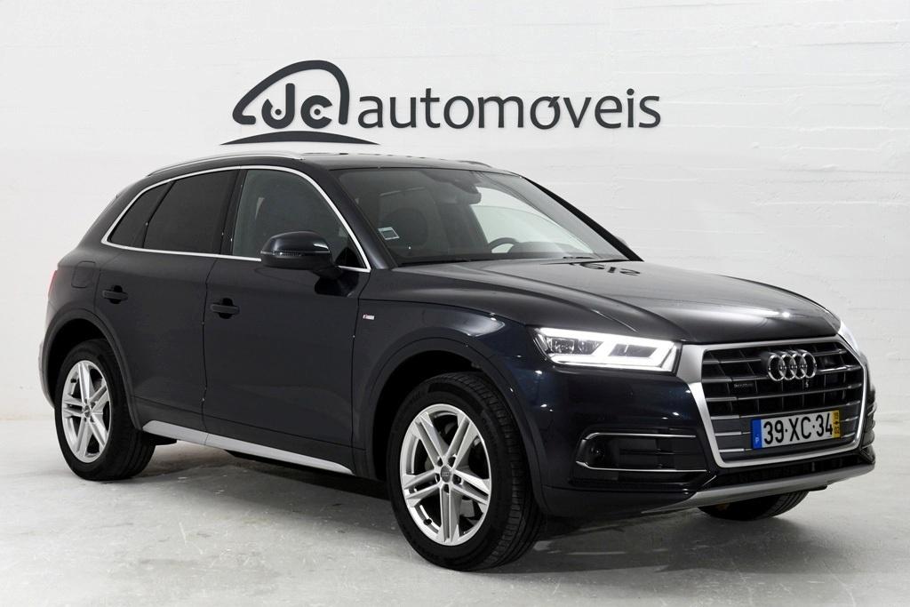 Audi Q5 2.0 TDi quattro S-line S-tronic