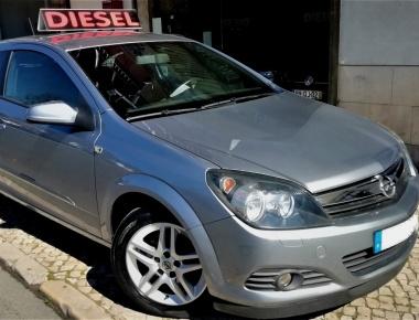 Opel Astra GTC Van
