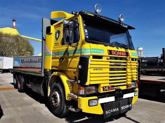 Scania 143 H 450CV