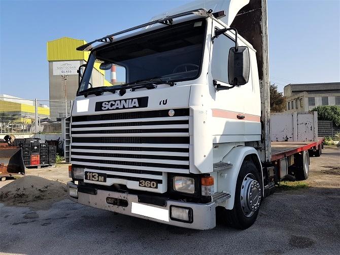 Scania 113 M 360 ( 4x2 )