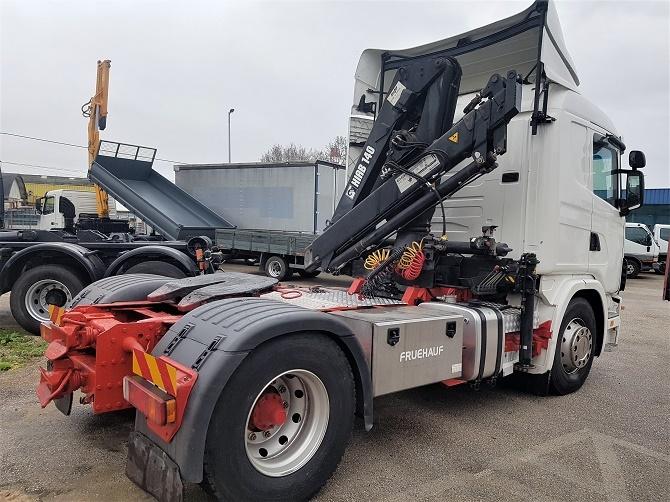 Scania 124 L  4x2 ( 360 cv )