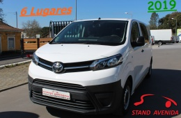 Toyota Proace 1.5 D // 6 Lugares // 40.000 KM