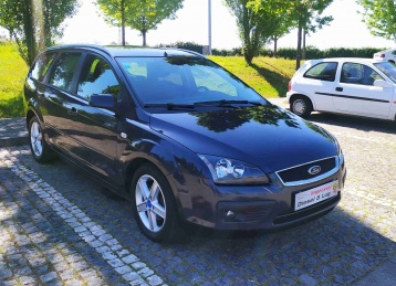 Ford Focus SW 1.6 TDCI CONNECT