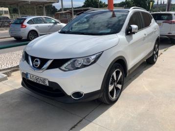 Nissan Qashqai 1.5 dCi N-Connecta 360º