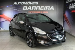 Peugeot 208 1.6 THP GTi Limited Edition