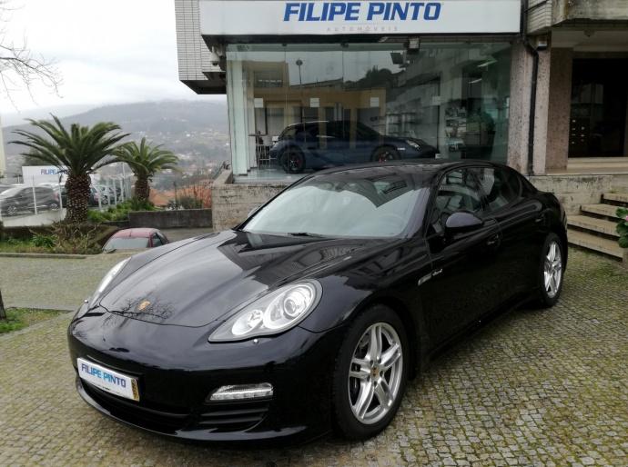 Porsche Panamera 3.0 V6 Diesel