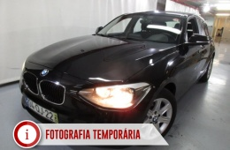 BMW Série 1 116 d Efficient Dynamics 116cv